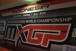 Spandoek MXGP Indonesia 2018