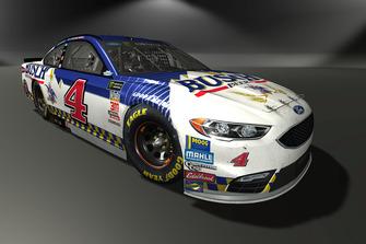 Kevin Harvick, Stewart-Haas Racing, Ford Fusion