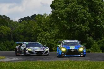 #14 3GT Racing Lexus RCF GT3, GTD - Dominik Baumann, Kyle Marcelli