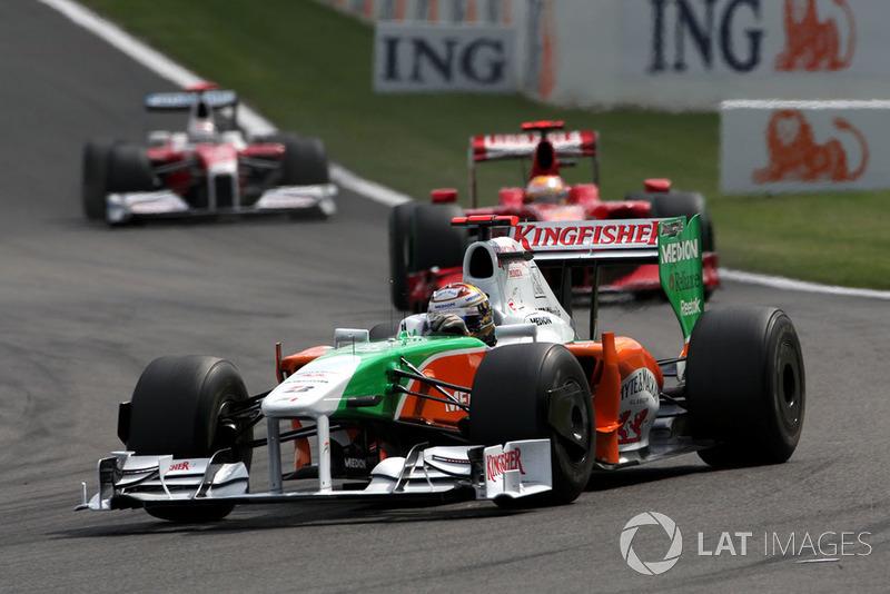 Force India - 212 GP