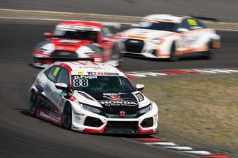 Dominik Fugel, Honda Civic TCR