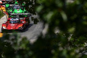 #77 Mazda Team Joest Mazda DPi, P - Oliver Jarvis, Tristan Nunez