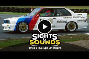 Highlights 24 uur van Spa 1988