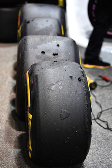 Gebruikte Pirelli-banden