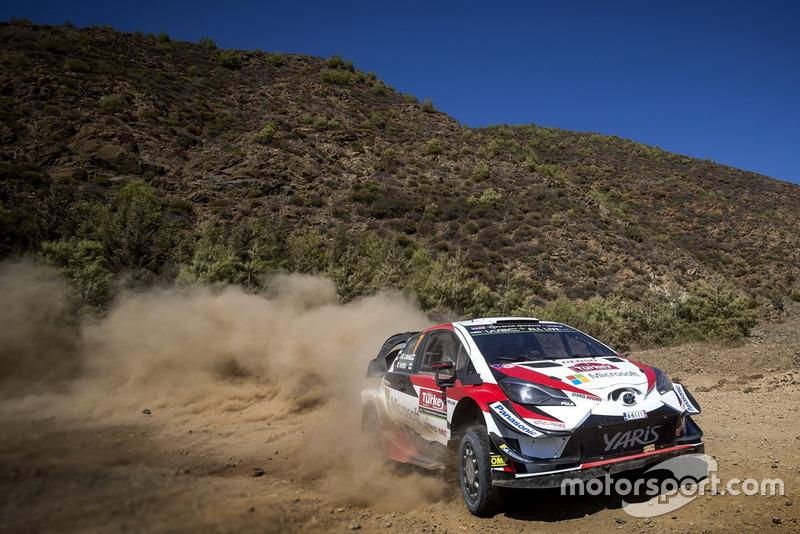 FIA World Rally Championship 2018 / Round 10 / Rally Turkey 2018 / September 13-16, 2018 // Worldwide Copyright: Toyota Gazoo Racing WRC