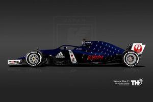 F1 Team Japón