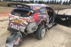 Нассер Аль-Аттия и Матье Бомель, Ford Fiesta R5