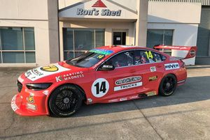 Tim Slade, Brad Jones Racing Holden Commodore