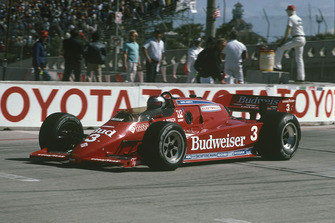1984 Long Beach, Mario Andretti, Lola T800 Cosworth