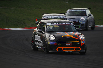 Andrea Bruno D'Angelo, Car Point by AB Corse, MINI John Cooper Works Challenge Lite