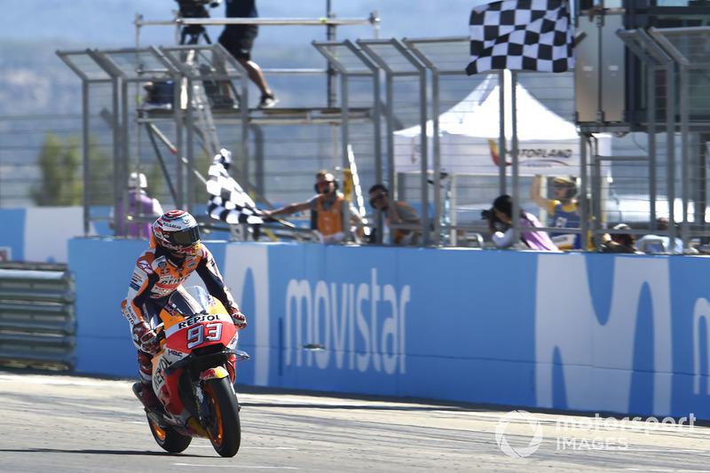 GP d'Aragón : Marc Márquez (Repsol Honda Team), victoire
