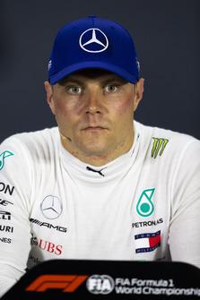 Valtteri Bottas, Mercedes AMG F1 in press conference