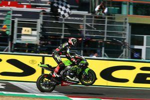 Jonathan Rea, Kawasaki Racing, conquista il suo 4° Titolo WSBK