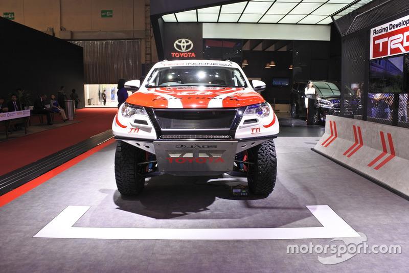 Toyota Fortuner TRD Indonesia-TTI