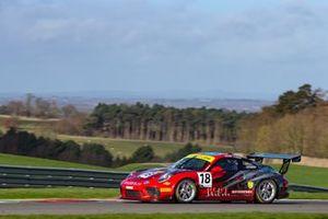 #18 WPI Motorsport Porsche 911 GT3 Cup: Michael Igoe, Adam Wilcox
