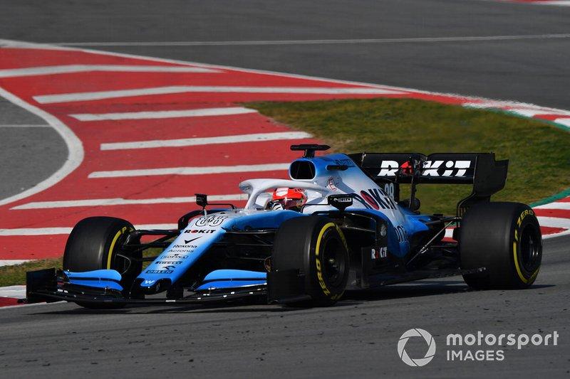 20. Robert Kubica, Williams FW42, 1 menit 18,993 detik (kompon C5, hari-8)