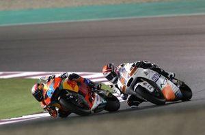 Jorge Martin, KTM Ajo, Bo Bendsneyder, RW Racing GP