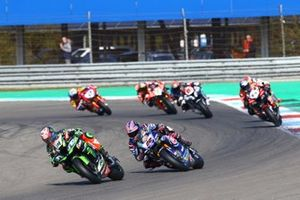 Leon Haslam, Kawasaki Racing, Alex Lowes, Pata Yamaha