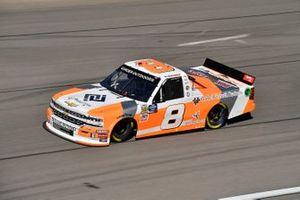 Angela Ruch, NEMCO Motorsports, Chevrolet Silverado JJ Resources