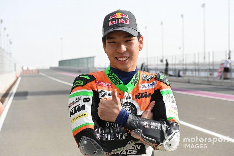 Kazuki Masaki, BOE Skull Rider Mugen Race