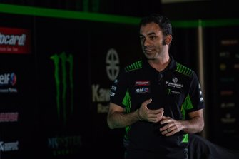 Biel Roda, Kawasaki Racing Team marketing manager