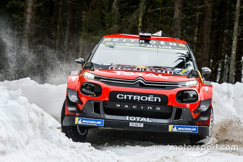 Esapekka Lappi, Janne Ferm, Citroën World Rally Team Citroen C3 WRC
