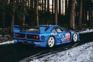 Ferrari F40 LM 1987