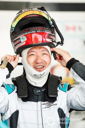 David Cheng, Jaguar VIP car