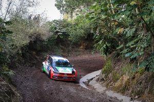 Marijan Griebel, Stefan Kopczyk, Volkswagen Polo GTI R5, Rallye Azores, FIA ERC