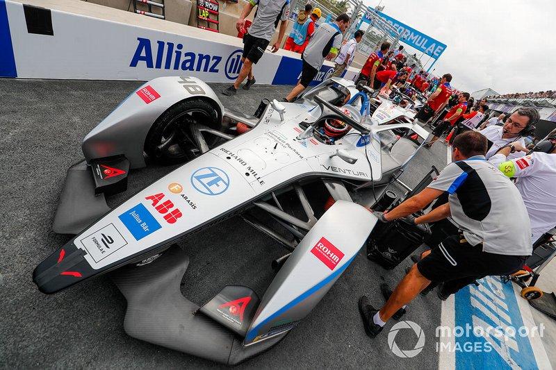 Edoardo Mortara, Venturi Formula E, Venturi VFE05,