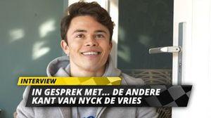 In gesprek met Nyck de Vries aan het begin van 2019