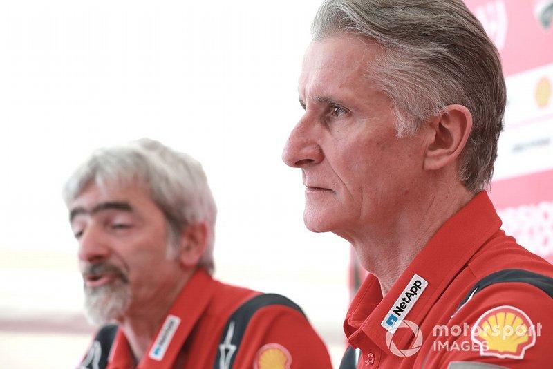Paolo Ciabatti, Ducati Corse Director deportivo