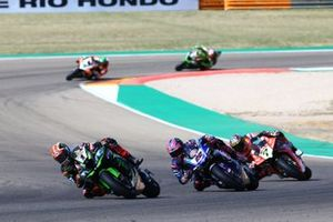 Jonathan Jonathan Rea, Kawasaki Racing, Alex Lowes, Pata Yamaha, Chaz Davies, Aruba.it Racing-Ducati Team