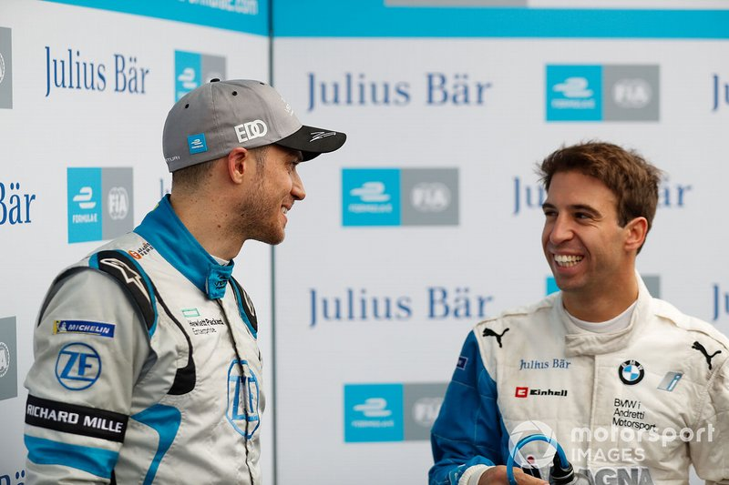 Edoardo Mortara, Venturi Formula E, Antonio Felix da Costa, BMW I Andretti Motorsports