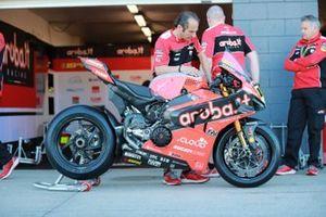 Bike von Alvaro Bautista, Aruba.it Racing-Ducati Team