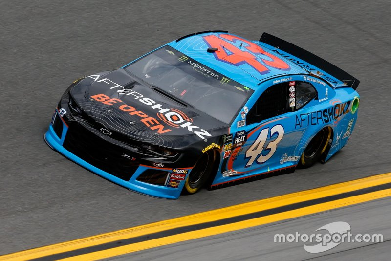 #43: Darrell Wallace, Richard Petty Motorsports, Chevrolet Camaro