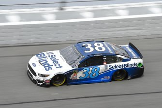 David Ragan, Front Row Motorsports, Ford Mustang Select Blinds