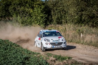 Sean Johnston, ADAC Opel Rallye Junior Team, Opel Adam R2