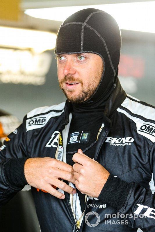 Jonathon Webb, Tekno Autosports Holden