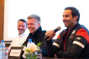 Press Conference: Mehdi Bennani, SLR VW Motorsport Volkswagen Golf GTI TCR