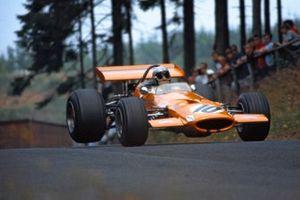 Bruce McLaren, McLaren M7