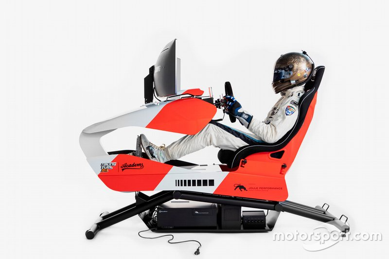 Simulateur, Swiss Simracing Series 2019