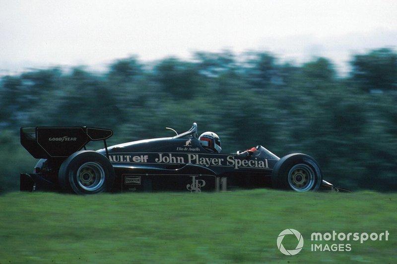 Еліор де Анжеліс, Lotus 95T