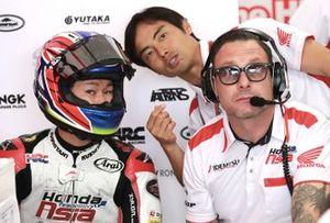 Ai Ogura, Honda Team Asia, Aoyama