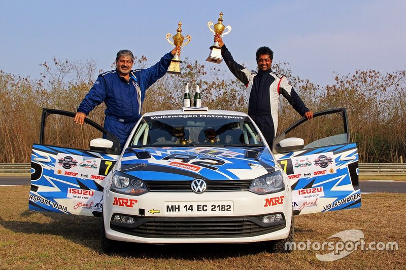 Vicky Chandhok, Chandramouli, Volkswagen Polo R2