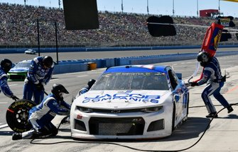 Cody Ware, Petty Ware Racing, Chevrolet Camaro Jacob Companies