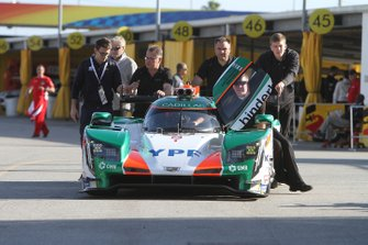 Автомобиль Cadillac DPi-V.R (№50) команды Juncos Racing