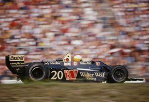 Jody Scheckter, Wolf WR5 Ford
