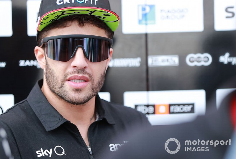 Andrea Iannone, Aprilia Racing Team Gresin