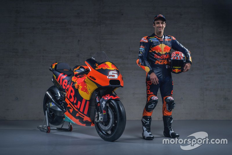 Red Bull KTM Factory Racing - Johann Zarco